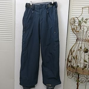 SNOWPANTS BONFIRE SIZE  MEN'S PANTS